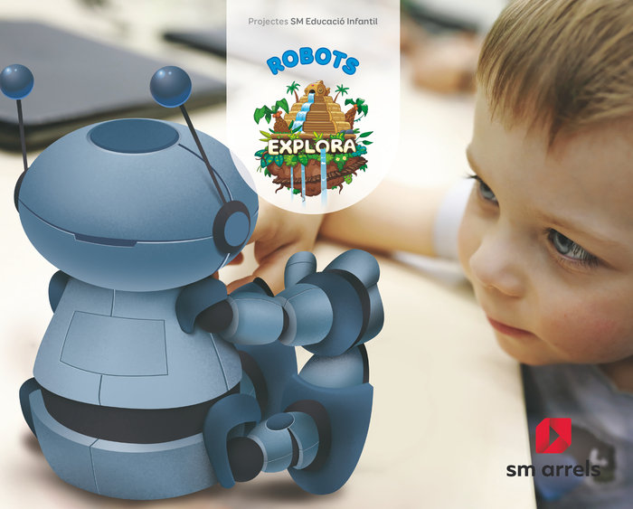 Explora ei 5años valencia 2020 robots