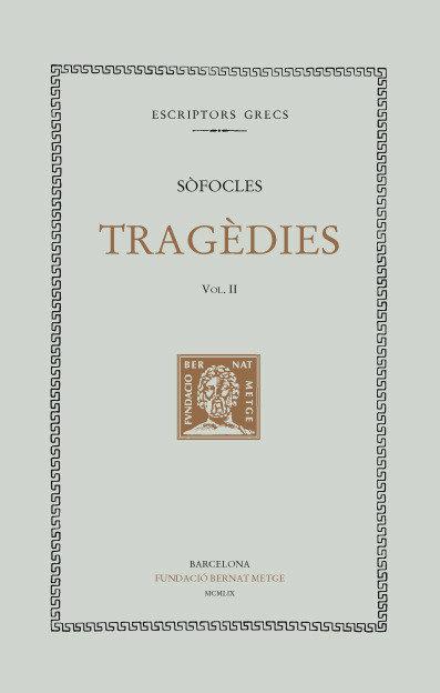 Tragedies vol ii - rtc - cat