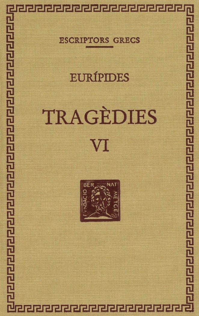 Tragedies vol vi tela