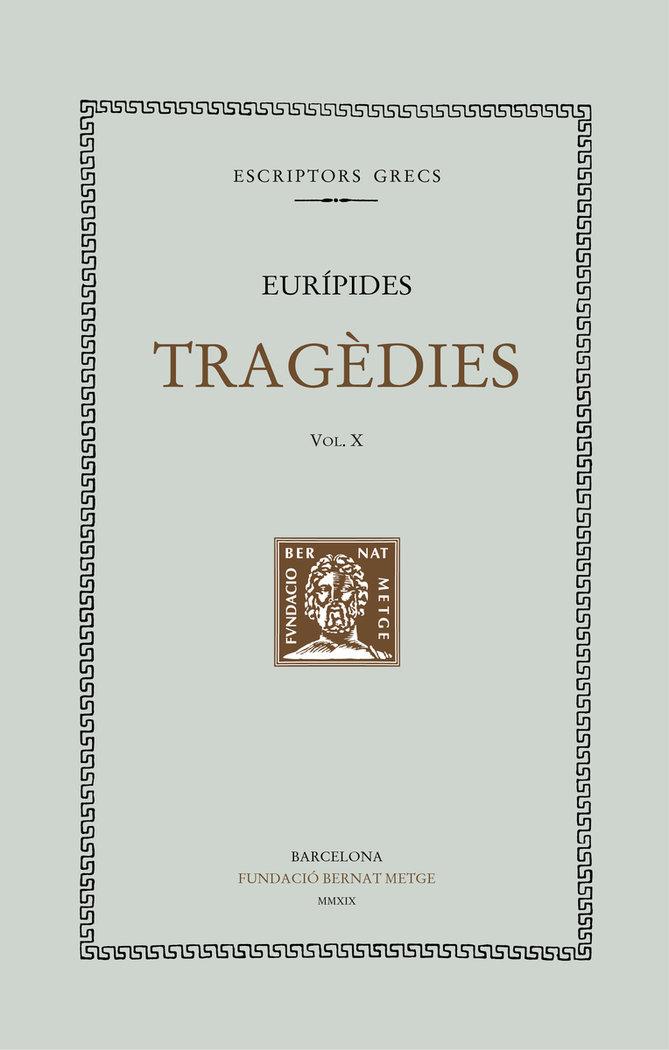 Tragedies  vol x - rtc - cat