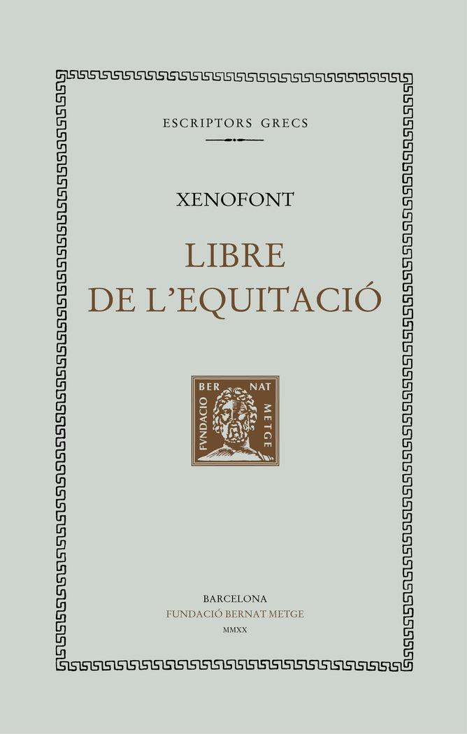 Llibre de lequitacio tela
