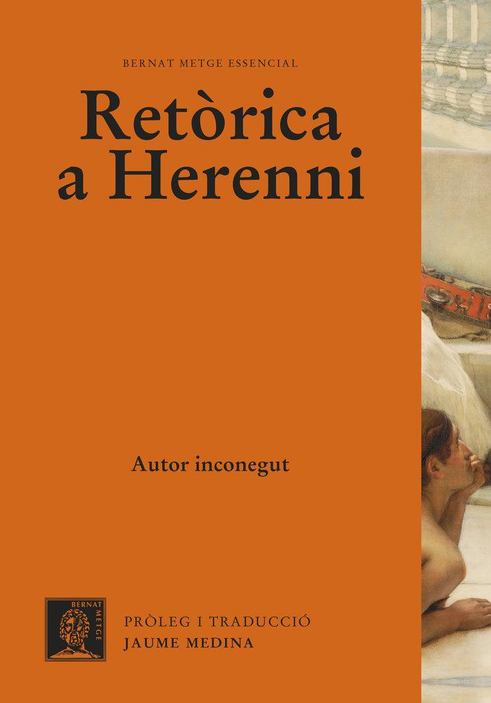 Retorica a herenni