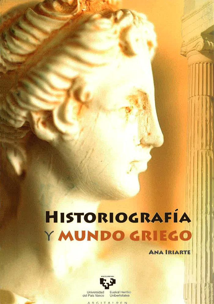 Historiografia y mundo griego