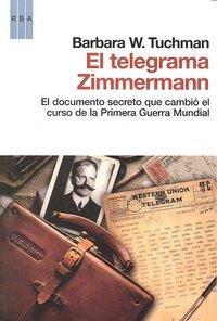 Telegrama zimmermann,el