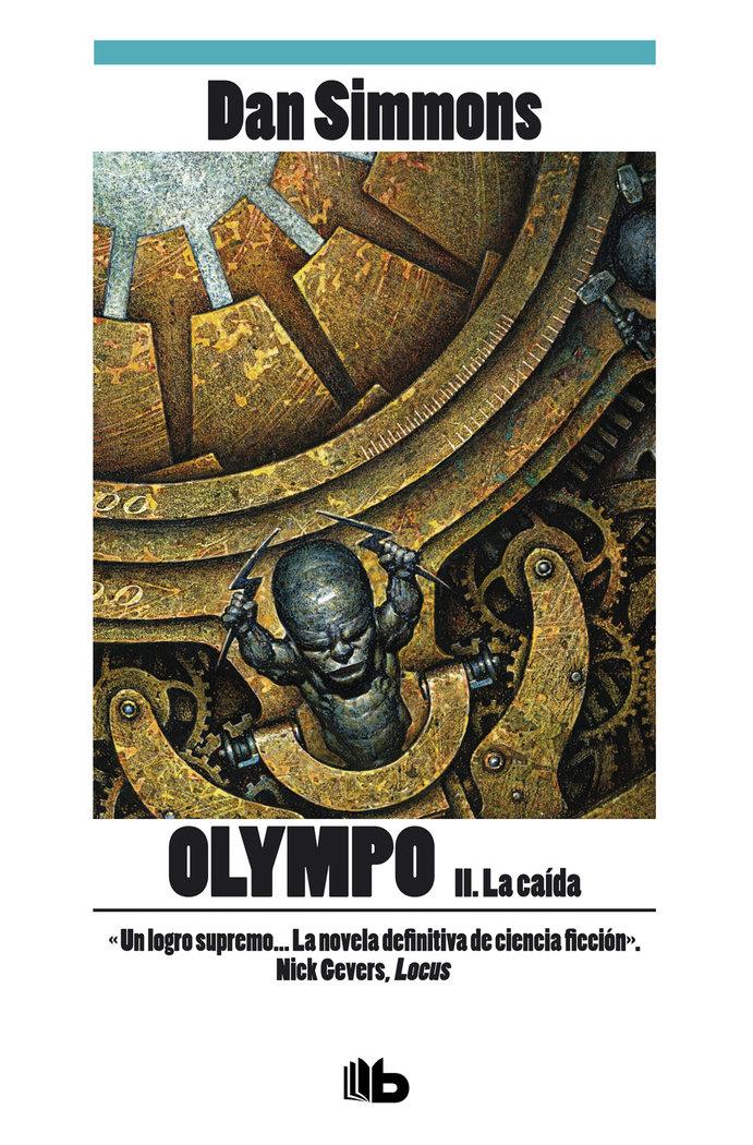 Olympo ii la caida zb