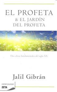 Profeta y el jardin del profeta,el zb