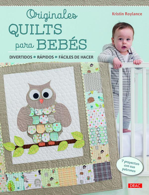 Originales quilts para bebes