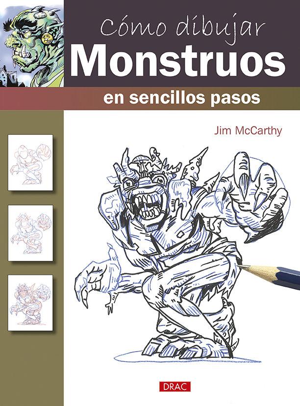 Como dibujar monstruos en sencillos pasos