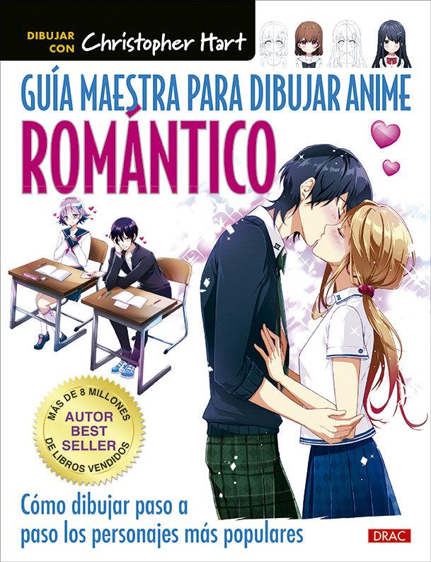 Guia maestra para dibujar anime romantico