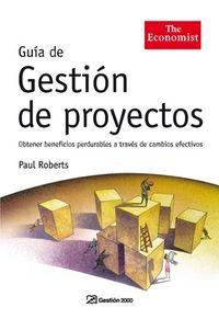 Guia de gestion de proyectos