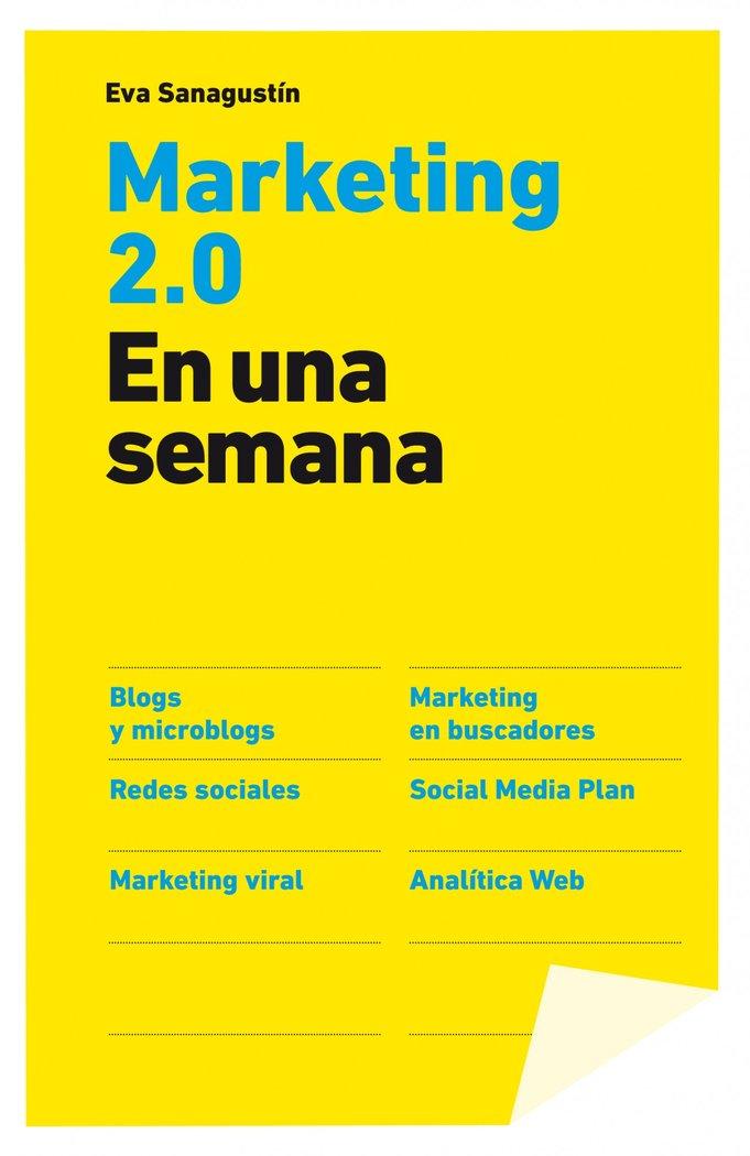 Aprende marketing 2 0 en una semana