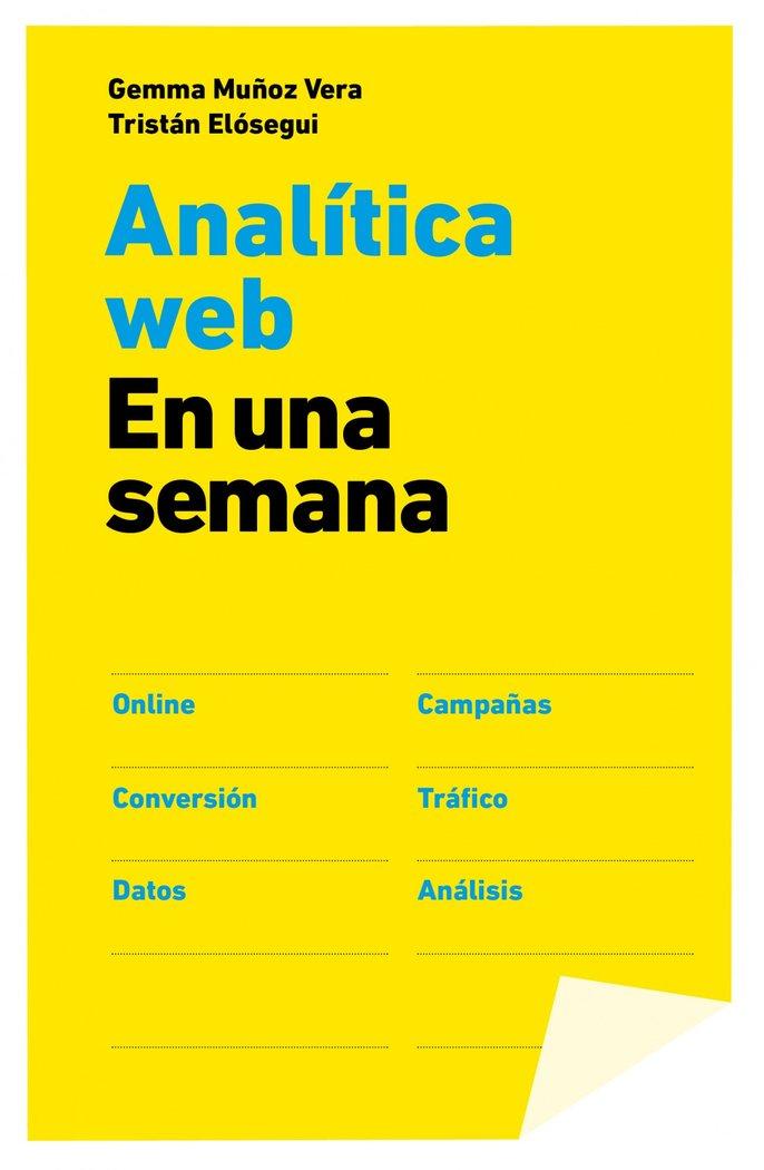 Analitica web en una semana