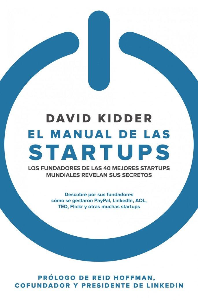 Manual de las startups,el