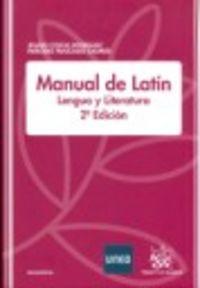 Manual de latin lengua y literatura  prosopopeya
