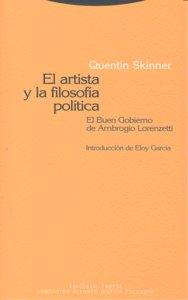 Artista y la filosofia politica,el