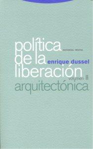 Politica de la liberacion ii arquitectonica