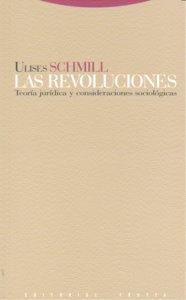 Revoluciones,las teoria juridica y consideraciones sociologi