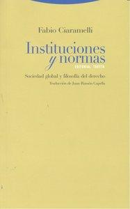 Instituciones y normas