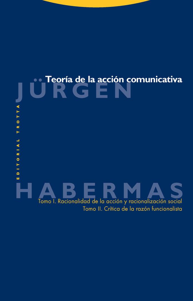 Teoria de la accion comunicativa