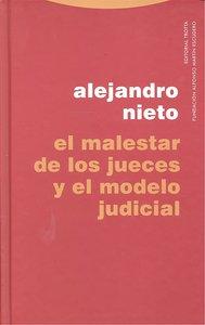 Malestar de los jueces y el modelo judicial