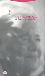 Hilde domin en la poesia española