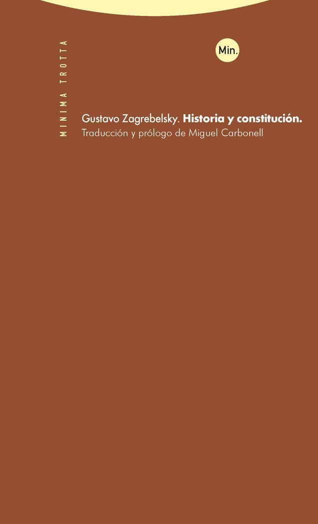 Historia y constitucion 2ªed