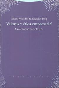 Valores y etica empresarial