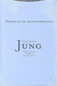 Simbolos de transformacion o.c.jung vol.5 tela
