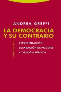 Democracia y su contrario,la