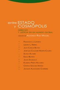 Entre estado y cosmopolis