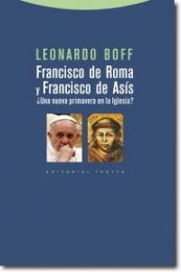 Francisco de roma y francisco de asis