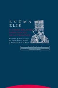 Enuma elis y otros relatos babilonicos de la creacion