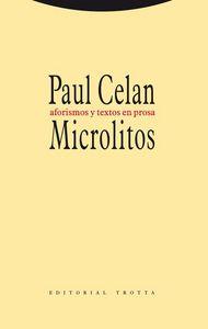 Microlitos prosas postumas