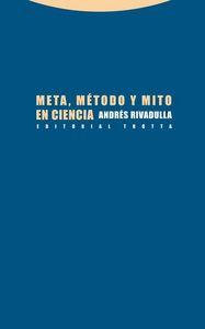 Meta metodo y mito en ciencia