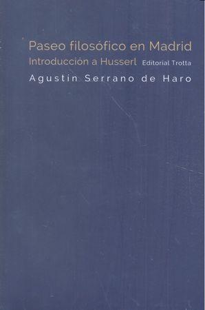 Paseo filosofico en madrid