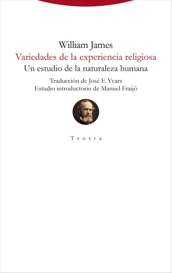 Variedades de la experiencia religiosa