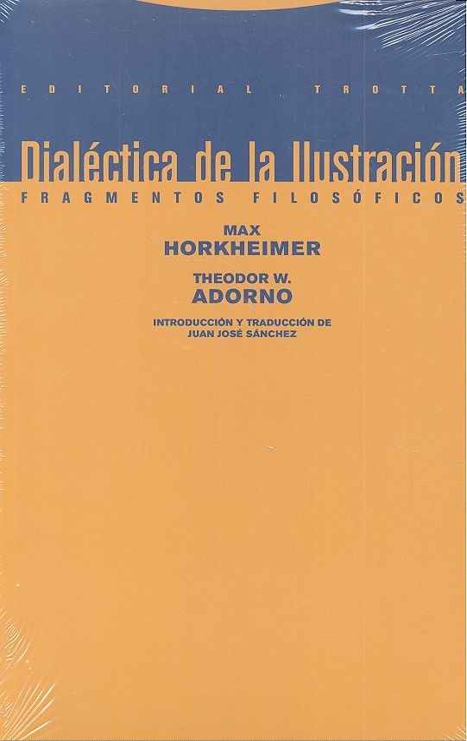 Dialectica de la ilustracion