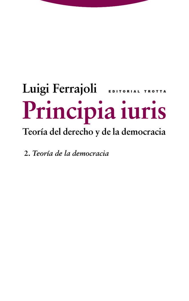 Principia iuris vol 2 ne teoria derecho y democracia