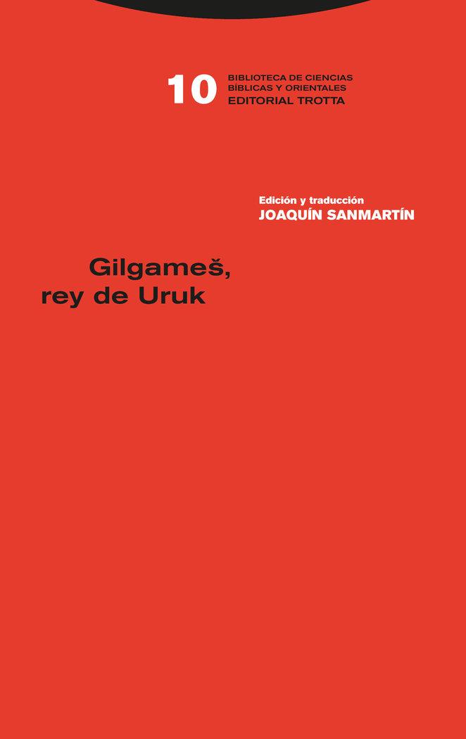 Gilgames rey de uruk ne