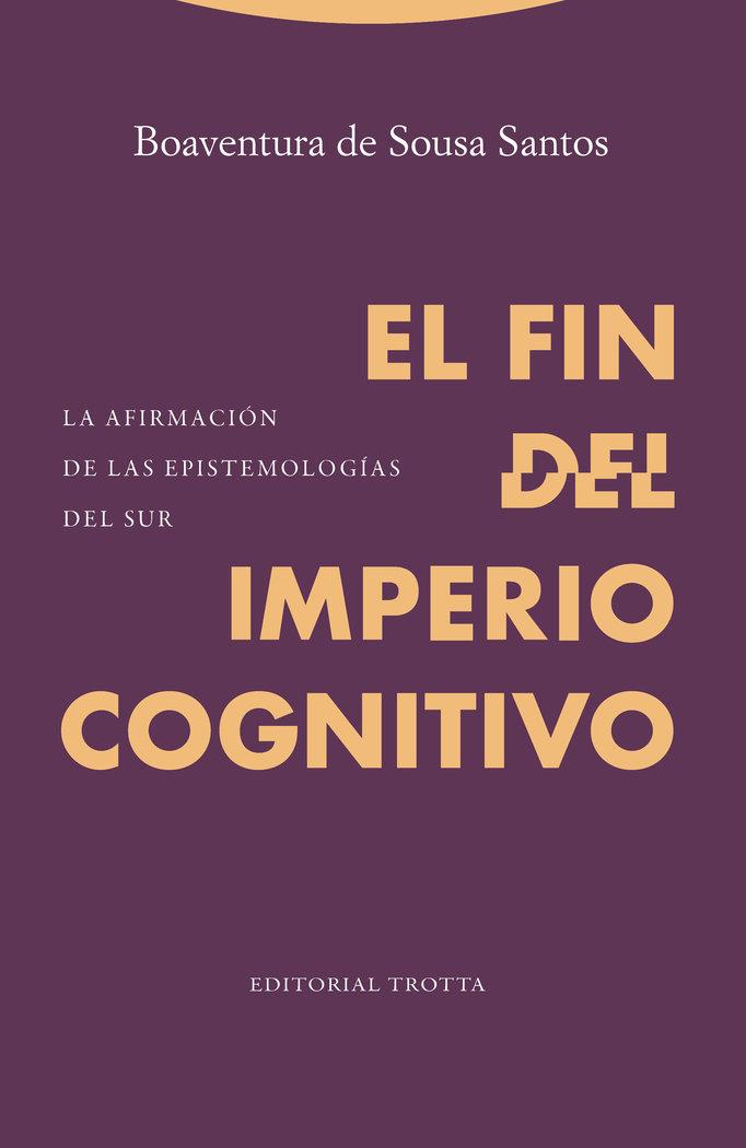 Fin del imperio cognitivo,el