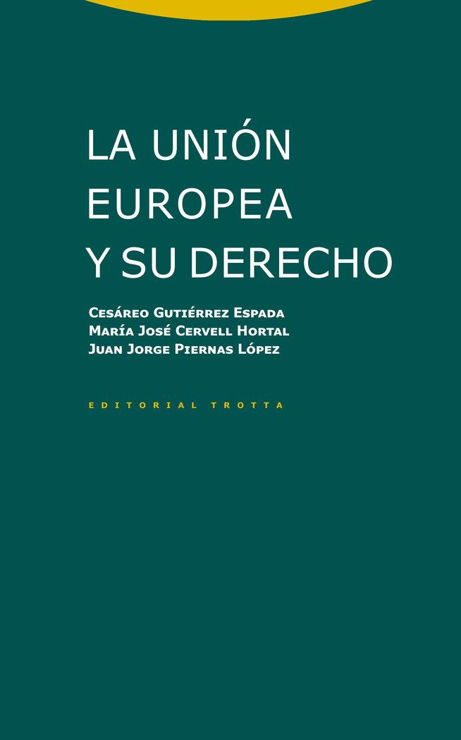 Union europea y su derecho,la