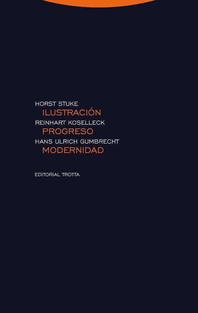 Ilustracion progreso modernidad