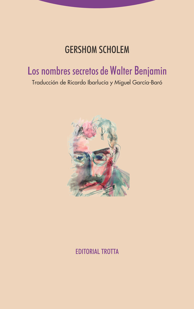 Nombres secretos de walter benjamin,los ne