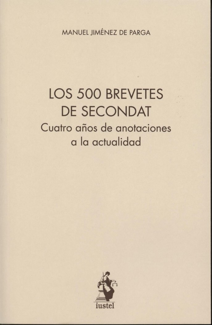 500 brevetes de secondat,los