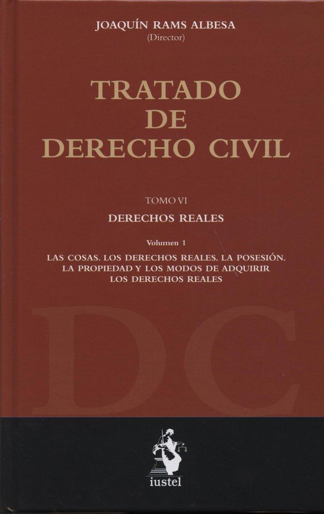 Tratado de derecho civil tomo vi derechos reales volumen i