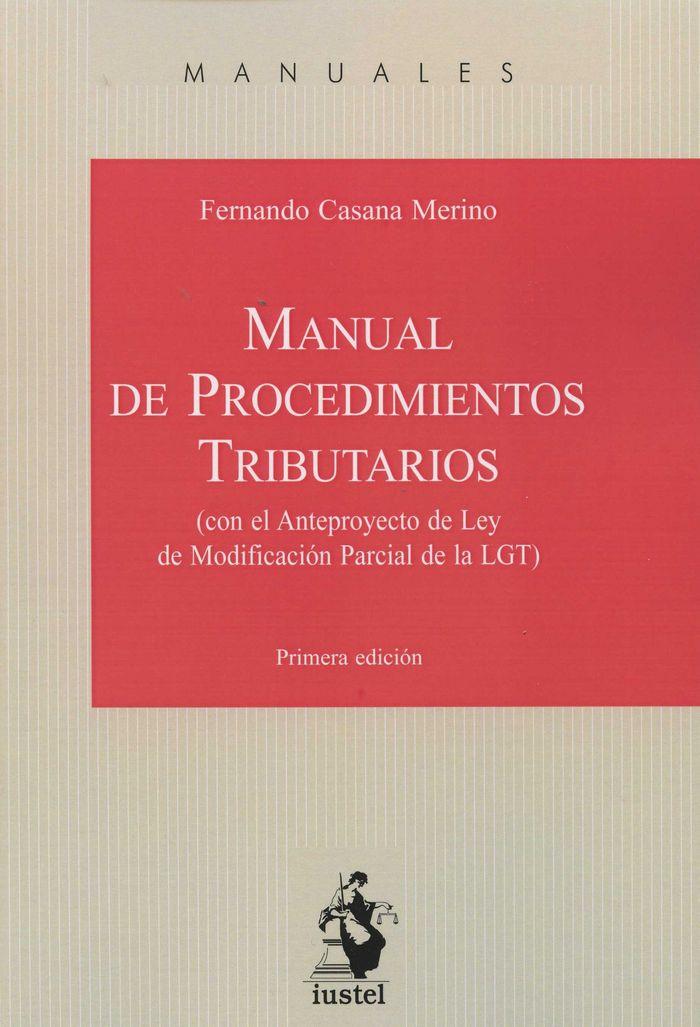Manual de procedimientos tributarios