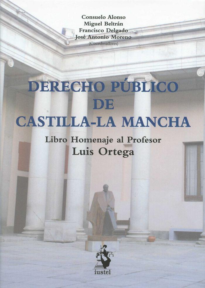 Tratado de derecho publico de castilla-la mancha