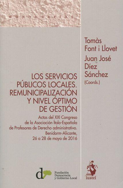 Servicios publicos locales,los