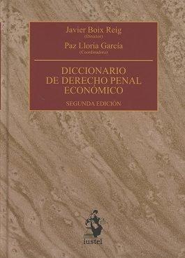 Diccionario de derecho penal economico