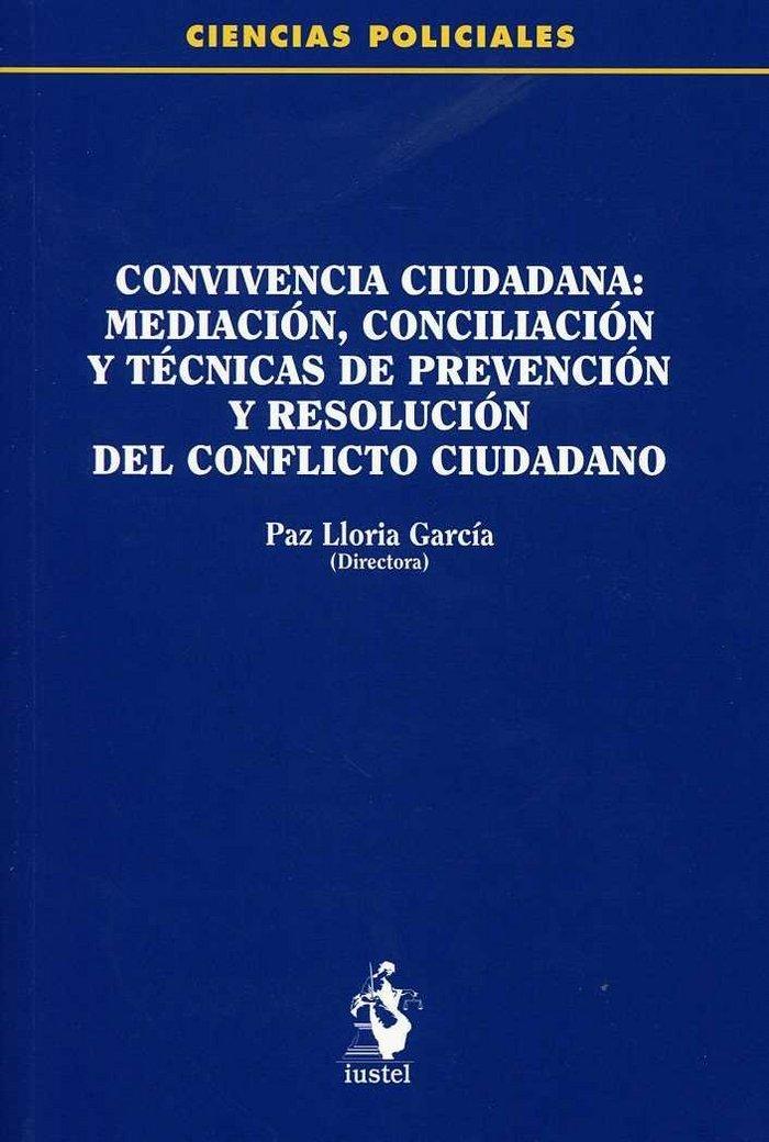 Convivencia ciudadana mediacion concilia